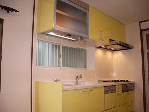 システムキッチンを取替えました!