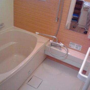 浴室をリニューアルしました!